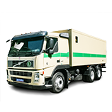 cash in transit trucks