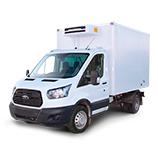 refrigerated trucks < 3.5t
