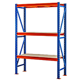 Warehouse shelvings