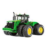 Wheel tractors