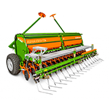 Mechanical precision seed drills