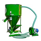 Forage equipment