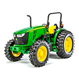 Vineyard tractors