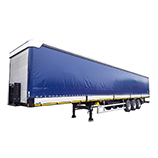 Tilt semi-trailers