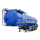 Bitumen tank trailers