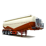 Cement tanks trailers