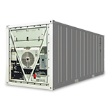 Reefer containers 20ft