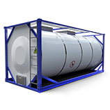 Tank containers 20ft