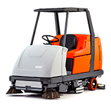 Scrubber dryers