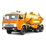 Sewer jetter trucks