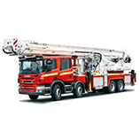 Rescue hydraulic platforms