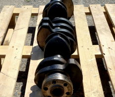 12272515, 12272516, 12190794 Crankshaft Deutz (MWV)