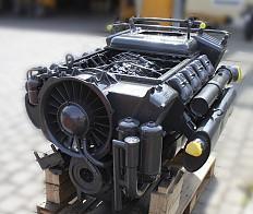 Dieselmotor DEUTZ F8L413, Nur 3000 Betriebsstunden!