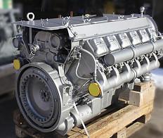 Dieselmotor DEUTZ F12L413, Nur 2500 Betriebsstunden !!!