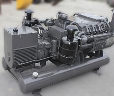 Dieselmotor VM TYP 1308T, mit Pumpe Linde PV1861000