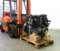 NEW diesel engine Mercedes Benz OM 906.911LA