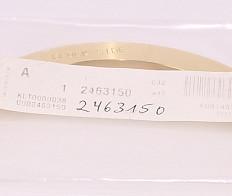 2463150 PLATE-TH CATERPILLAR ORIGINAL