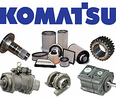KOMATSU spare parts for construction machinery and engines