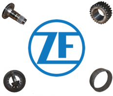 ZF spare parts for axles and transmissions