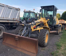 Grader New Holland F 106.6 A