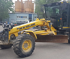 Grader New Holland F 106.7A