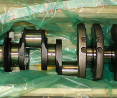 0293 1526, 02931526 CRANKSHAFT DEUTZ / KHD