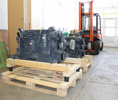 2 x NEW ENGINES DEUTZ TCD2012L062V & BF6M2012C