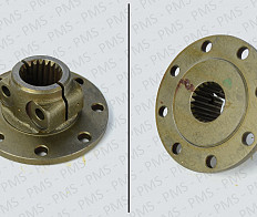 CARRARO SPARE PARTS - FLANGE-YOKE-TYPES-OEM-PARTS