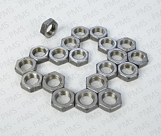 CARRARO SPARE PARTS - NUT TYPES (NUT) - OEM PARTS