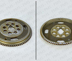 CARRARO SPARE PARTS - TRAY GEAR TYPES - OEM PARTS