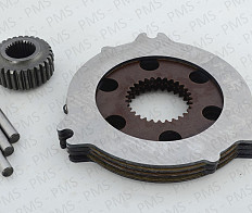 CARRARO SPARE PARTS - BRAKE GROUP TYPES (BRAKE SET) - OEM PARTS