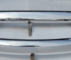 Volkswagen Beetle Euro style bumper front & rear 1955-1972 new