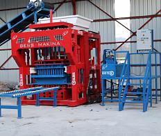 Brick making machine PRS400