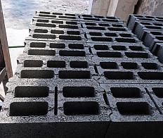 concrete brick making machine compact series