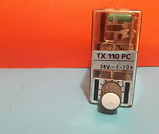 Time relay TX110PC