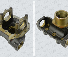 CARRARO DIFFERENTIAL HOUSINGS / BACKHOE LOADER FOR SPARE PARTS / OEM